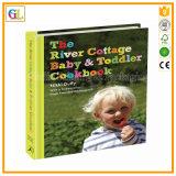 Impression polychrome de livre d'enfants de livre À couverture dure
