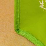 Colores personalizados aislados de promoción de la comida no tejido Bolsa refrigerador
