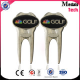 Ferramentas Eco-Friendly Golf Outil Divot Repair com logotipo personalizado