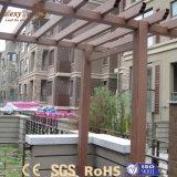싸게 방수 중국 옥외 정원 합성 나무 WPC 전망대