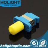 Het hybride Plastic Wijfje van Sc van de Adapter aan St Vrouwelijk SimplexBlauw Sm