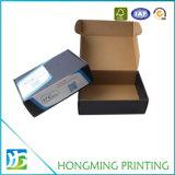 Rectángulo de empaquetado impreso color del rectángulo de regalo del rectángulo de papel