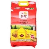 La farine de riz blanc prix d'usine 25kg de nourriture des sacs en plastique pour la vente d'emballage avec poignée