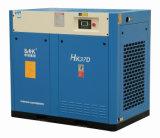 Wechselstrom-Verweisen-Gefahrene Schrauben-Luftverdichter mit Inverter