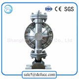 Bomba de membrana doble neumática del acero inoxidable 304 para Aclohol