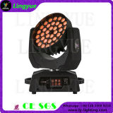 Mini LED Moving Head Wash 360W Zoom DJ Lumière