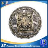 Античная серебряная монетка сувенира мировой войны (Ele-C201)