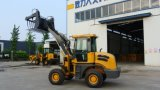 Горячее сбывание затяжелитель Zl16f колеса 1.6 тонн для Швеции, Германии, etc