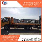 JAC Jianghuai에 의하여 끊기는 차 구조 견인 구조차 트럭