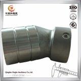 ステンレス鋼のアダプターのシャクトリムシを投げる予備品の精密