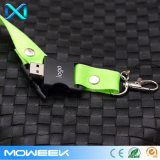 Company Logo Lanyard Event USB Flash Pen Drive