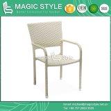 Cadeira de vime de Rattan para cadeira de Bistro ao ar livre