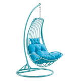Cadeira para pendurar &móveis de vime Swing, cesta de vime (D035)