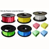 Профессиональные нити принтера Compositer 3D смолаы полимера 1.75mm