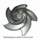 Antreiber-Leitschaufel-Rad-Edelstahl-Material mit der CNC maschinellen Bearbeitung