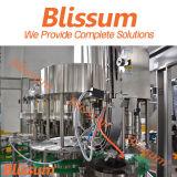 Bebidas carbonatadas de llenado de maquinaria de producción de agua