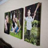 Het douane Opgezette Af:drukken van het Canvas van de Foto's van het Leven voor Huishouden