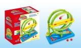 Giocattoli da tavolino di plastica dei giochi da tavolo di serie delle sfere del tiro dei capretti