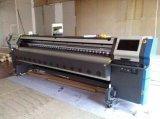 4개의 인쇄 헤드를 가진 Konica512I 용해력이 있는 인쇄 기계