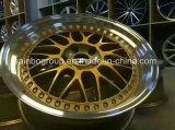 F80555 Novo design do carro de pós-venda Jante de alumínio para todos os carros