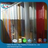 Lärmkontrolle-haltbarer transparenter Vinyltür-Vorhang-Streifen