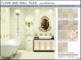 300x600мм пол и стены покрыты керамической плиткой (VWD36C628)
