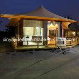 De luxueuze het Kamperen Tent van Glamping van de Luxe voor Toevlucht