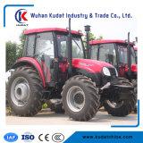 농업 기계장치 90HP 4WD 농장 트랙터