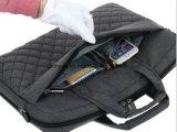 "Stitching Shockproof Design Prático Nylon Laptop Messenger Bag, OEM Multi-Functional Laptop Briefcase Bag Fit For13 "", 14"", 15 "", 15.6"" Laptop"