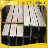 Fournisseur d'aluminium de personnaliser le profil en aluminium pour mur rideau en verre