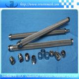 Elemento filtrante del acero inoxidable/elemento de Strainler