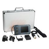 Scanner de vétérinaire de détecteur de grossesse d'animaux B/W d'ultrason à la ferme portatif de Farmscan M50 grand