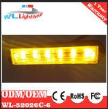Luz de paralelepípedo exterior de montagem de superfície com 18 padrões de flash
