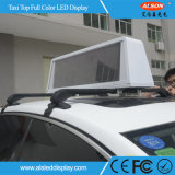 Taxi Top Full Color HD P5 LED Sign for Moving Car