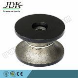 Алмазные непрерывные биты маршрутизатора для профилирования гранитной плиты