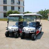 セリウムは6 Seaterの電気ゴルフカートを承認した