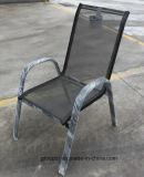 حديقة أثاث لازم خارجيّة [تإكستيلن] كرسي تثبيت مع متّكأ
