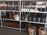 Cobre de alta freqüência do aquecimento de indução/equipamento de derretimento 80kw do ouro/alumínio