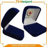 Kundenspezifischer Flanell-Kasten mit unterschiedlicher Farbe