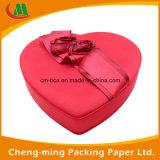 Casella di carta a forma di dell'innamorato su ordinazione bello per impaccare