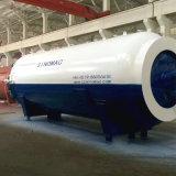 ASME keurde de Stoom van 2000X5000mm goed Verwarmend RubberVulcaniseerapparaat
