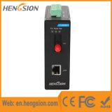Manejado 1 Tx y 1 interruptor industrial portuario de Ethernet de Fx