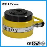 Cilindro idraulico del controdado sottile a semplice effetto di serie del Clp del Sov