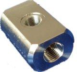 高精度の黄銅5axis CNCのルーターはカスタマイズされる工場を分ける