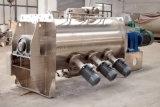 Mezclador del esquileo del arado para el polvo de metal