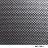 Pellicola stampabile di stampa di trasferimento dell'acqua della fibra 1m largamente Hydrographics del carbonio di Kingtop per l'idro immersione con il materiale Wdf072 di PVA