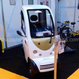 覆われた電気車掌車の閉じる移動性のスクーター