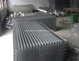 PVC покрыл сваренную ячеистую сеть ячеистой сети сваренную квадратную