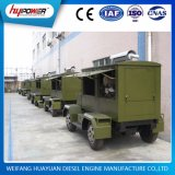 Reeks van de Generator van het Type van aanhangwagen de Beweegbare 15kw met 490d Motor