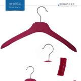 Midium Size Plastic Ladies Coat ou Jacket Cintres d'affichage de fenêtre